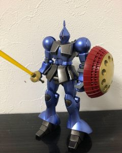 HGUC YMS-15 ギャン