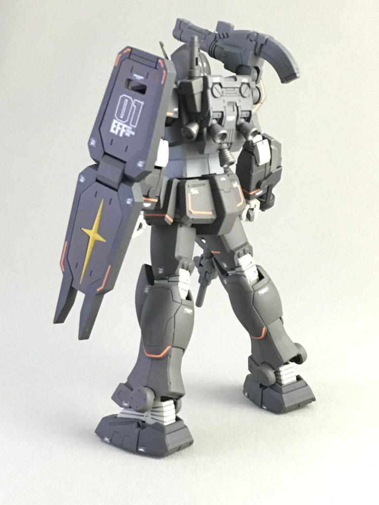 局地戦型ガンダム FSD アピールショット2