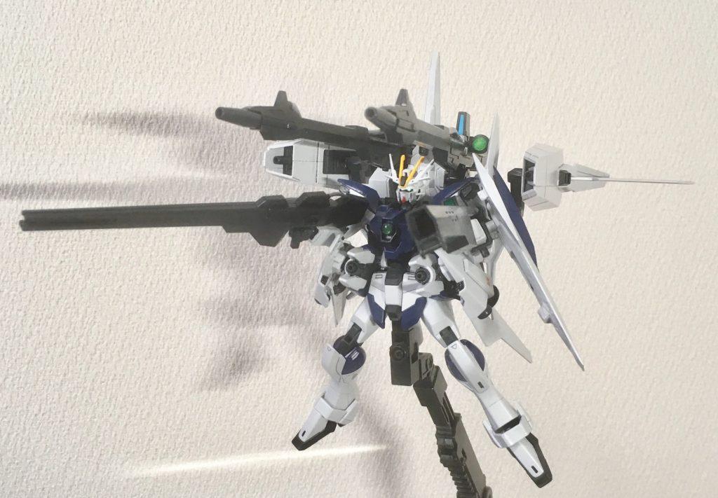 ZGMF-X56S/ν ライジングインパルス改 アピールショット4