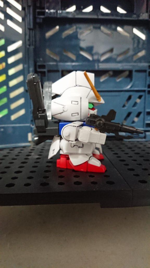 【SD】ガンダムmk-iv アピールショット4