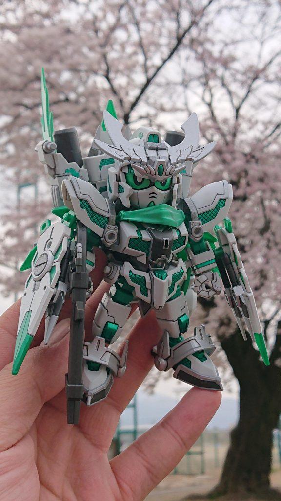 RX-零丸 神気結晶 制作工程3