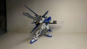 GAT-04 ウィンダム (エールストライカー装備)