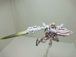 GN-001  EXIA repair Ⅱ〔full psycho-frame type〕エクシアリペアⅡ フルサイコフレーム仕様