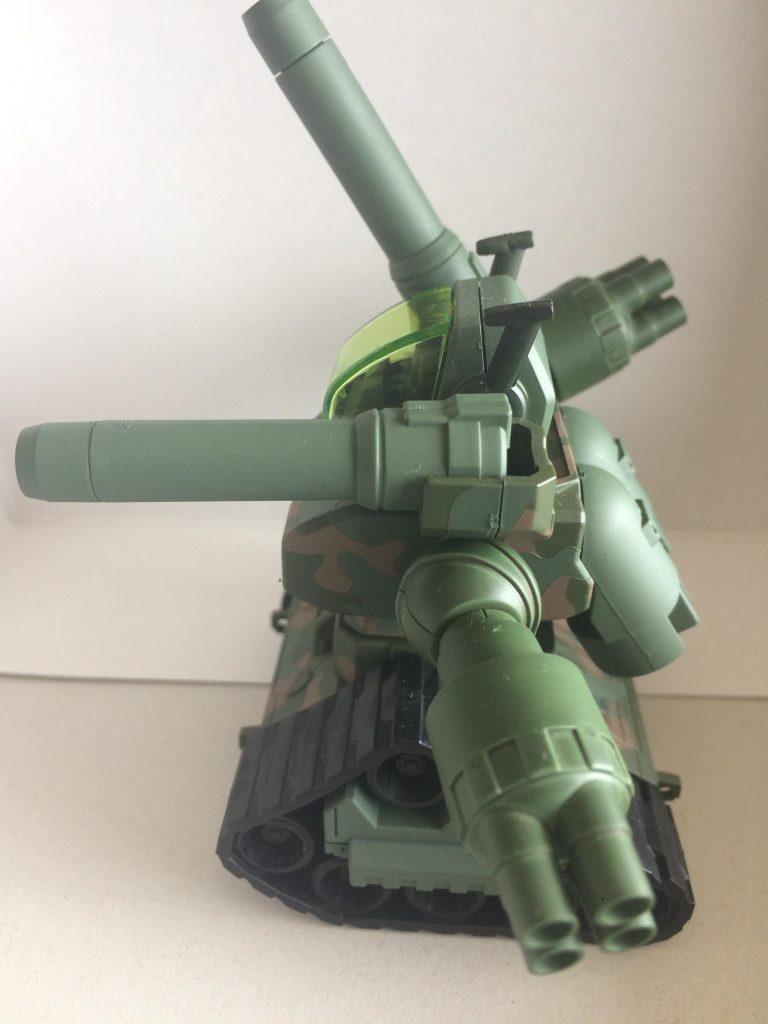 ガンタンク迷彩仕様 アピールショット4