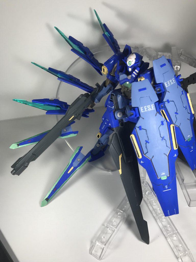 ジンクスⅣ タイプネクスト 制作工程8