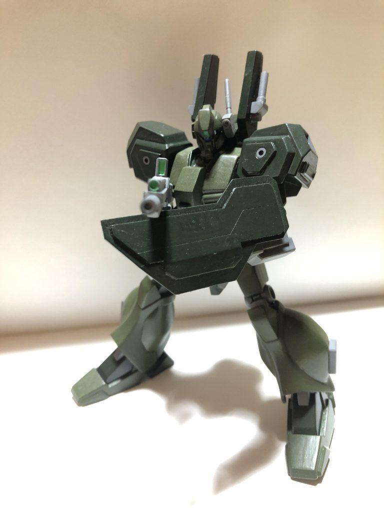 RGM-89C ジェガンカスタム アピールショット5