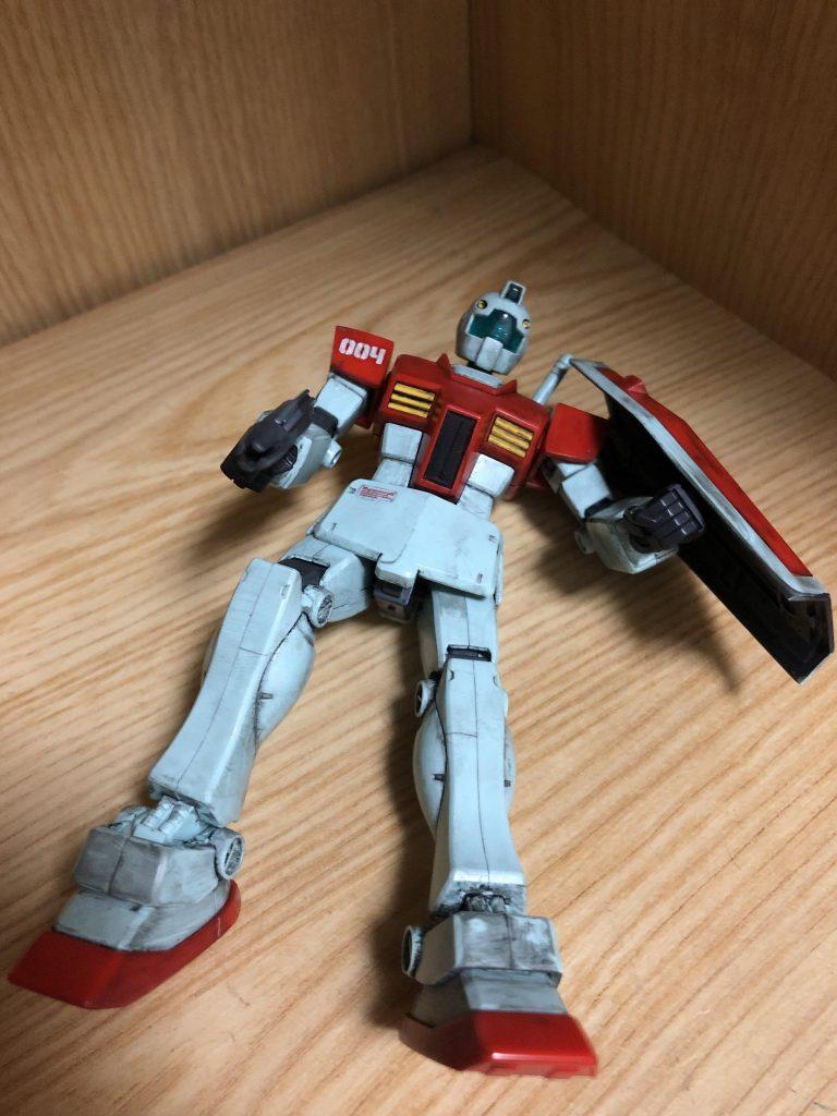 RGM ー79 GM アピールショット3
