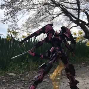 アストレイロゼフレーム桜🌸