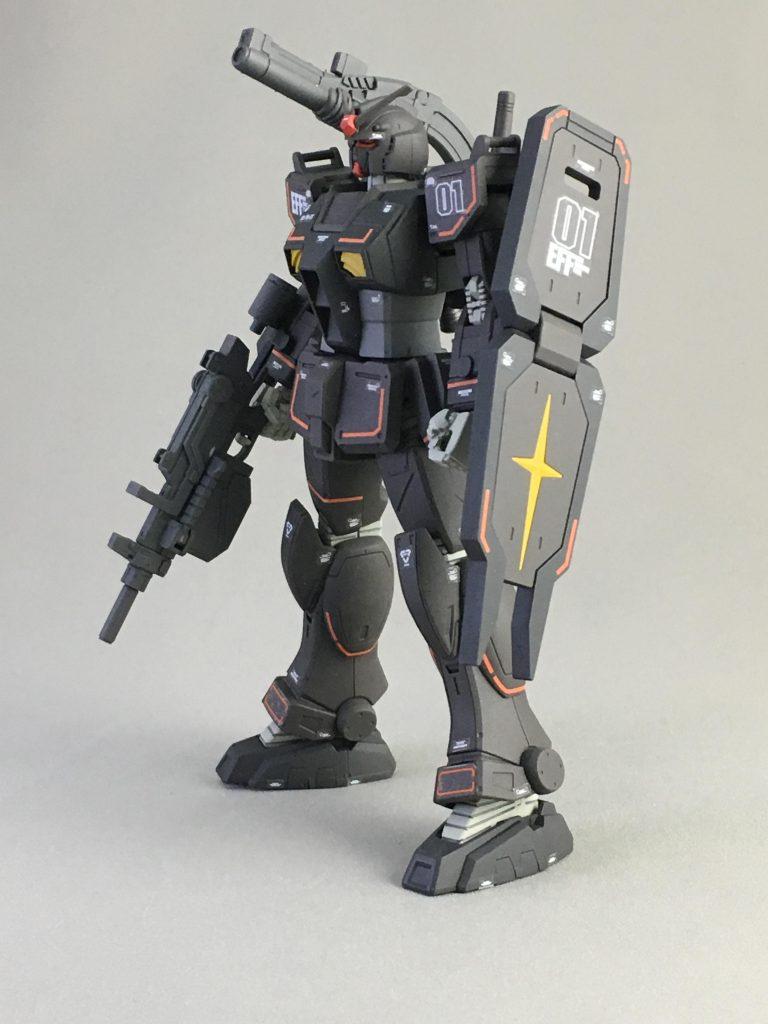 局地戦型ガンダム FSD アピールショット1