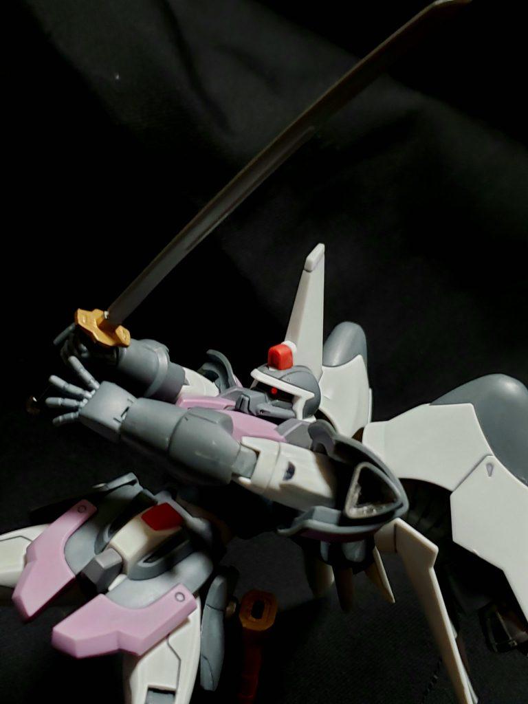 ジン ハイマニューバ弐型 制作工程2