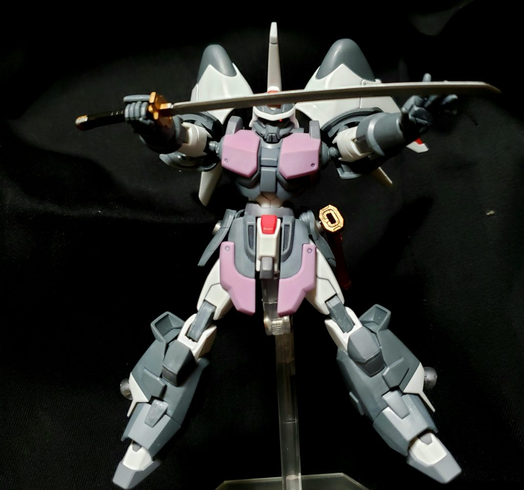 ジン ハイマニューバ弐型 制作工程4
