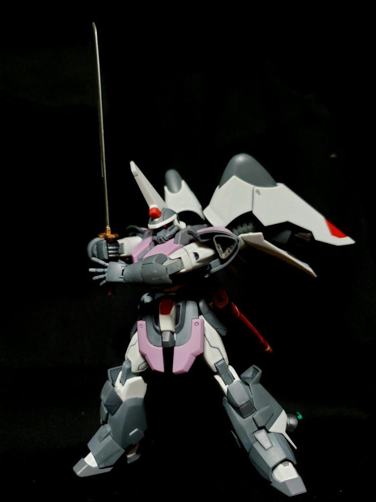 ジン ハイマニューバ弐型 制作工程1