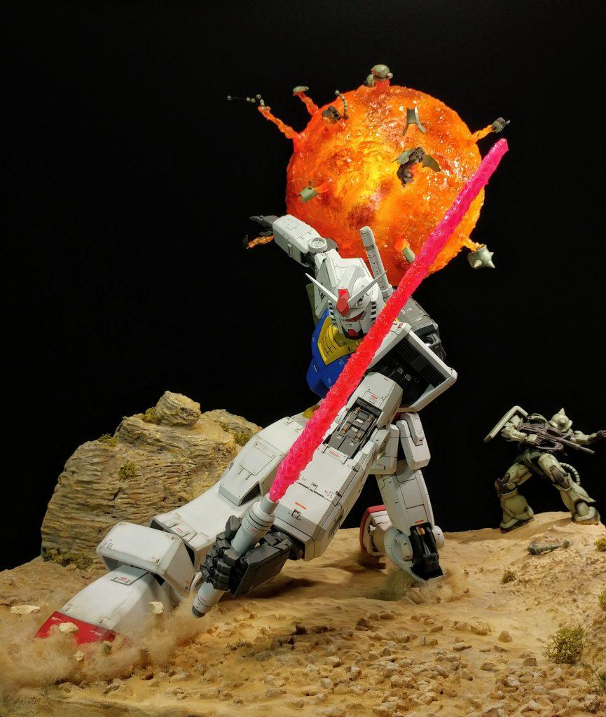 平成最後の締めくくり「機動戦士ガンダム」MS特集
