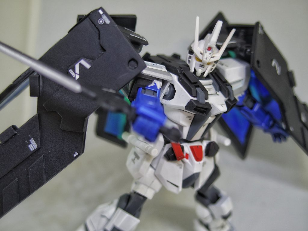 ガンダムエターナル アピールショット8