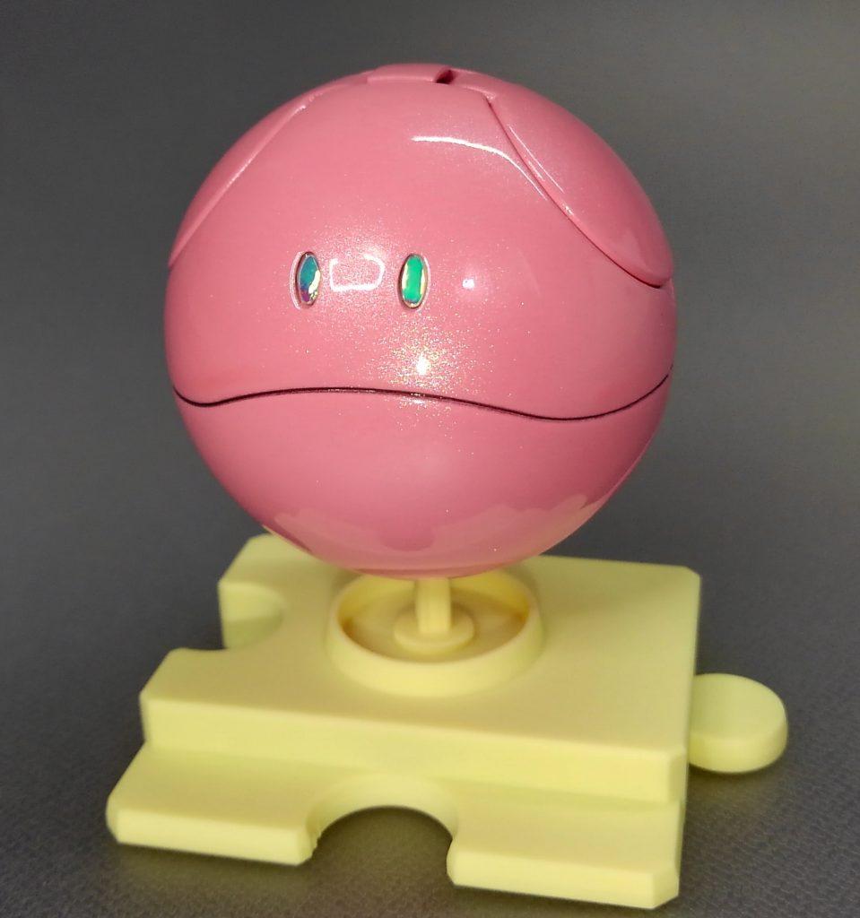 ハロプラ『ピンクちゃん』 アピールショット1