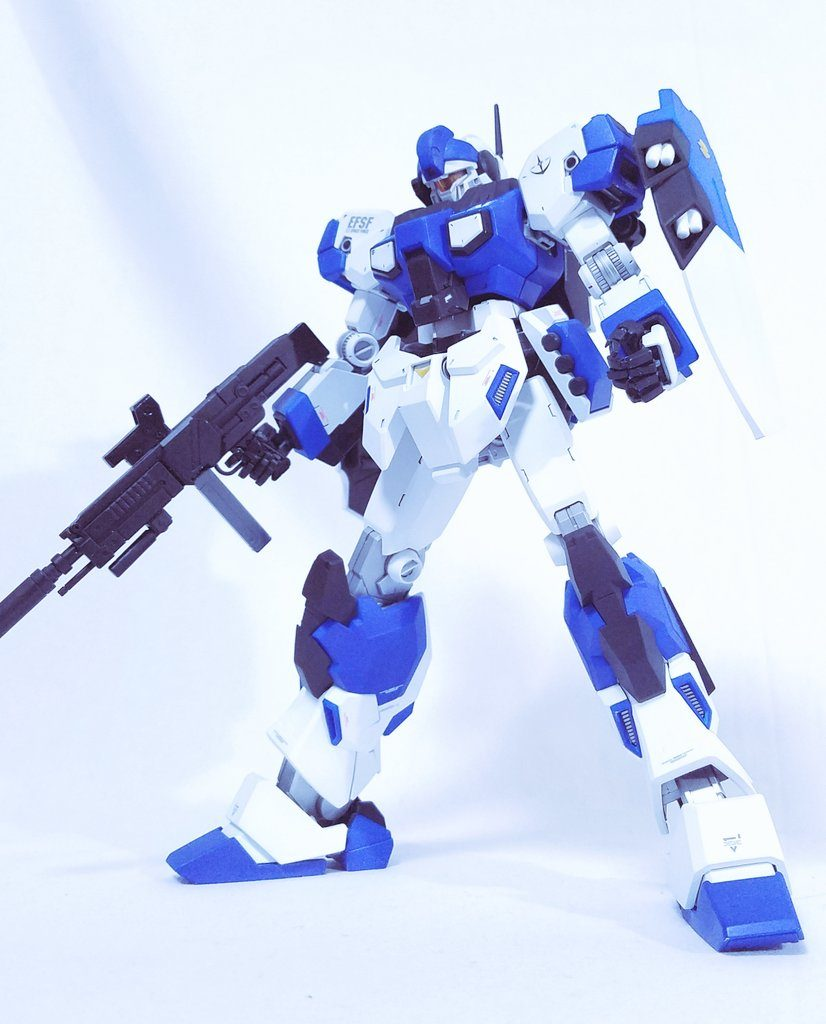 RGM-96/X-CW  ジェスタ クールホワイト アピールショット6