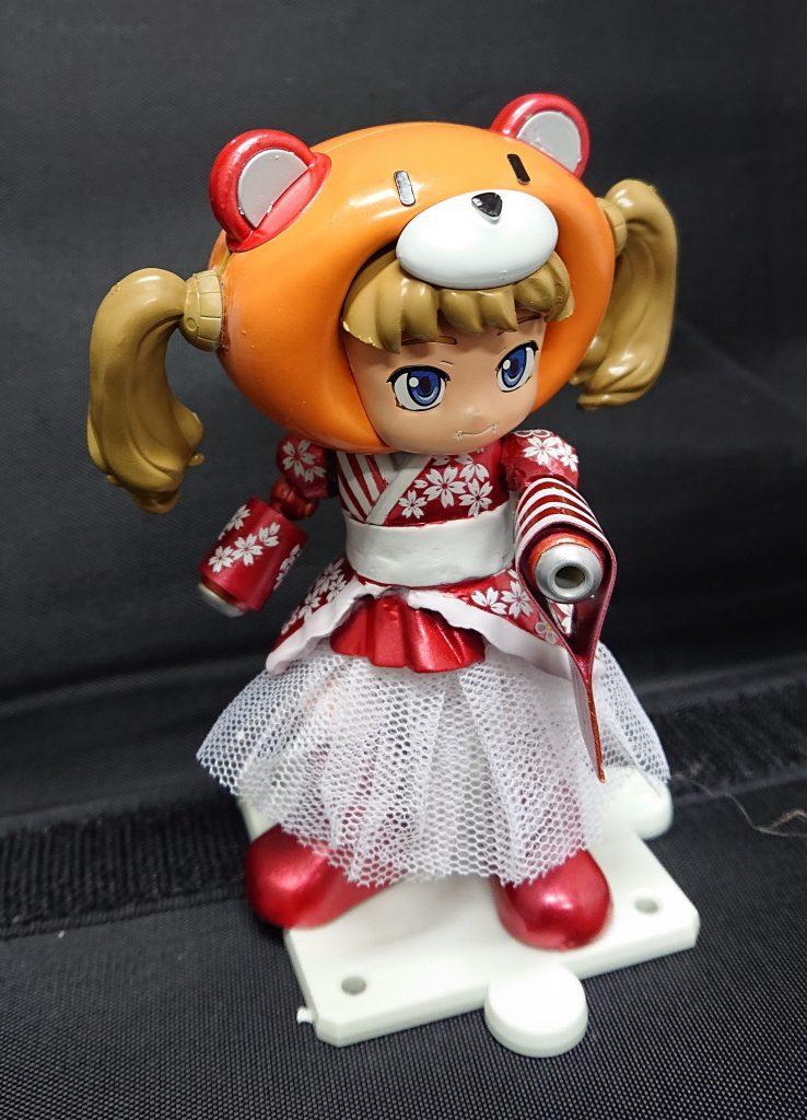 BANZAIJAPANッガイ桜花 アピールショット1