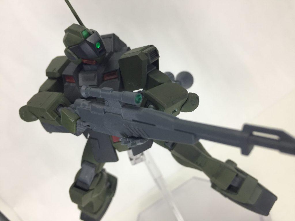 RGM-79SP ジムスナイパーⅡ 野戦仕様 アピールショット4
