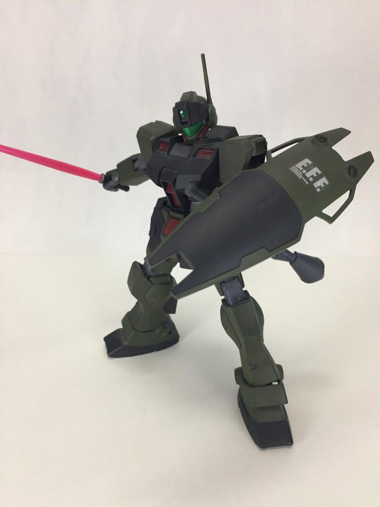RGM-79SP ジムスナイパーⅡ 野戦仕様 アピールショット6