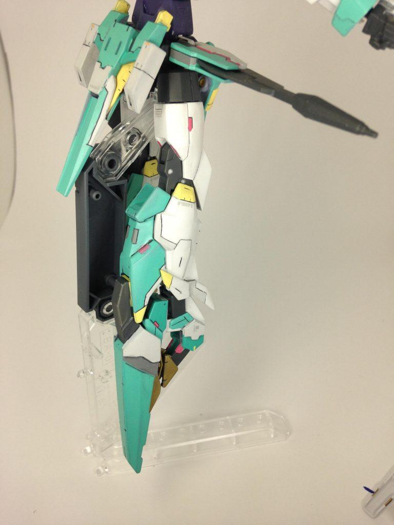 ガンダAG-E5-HAYABUSA 制作工程2