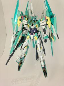 ガンダAG-E5-HAYABUSA