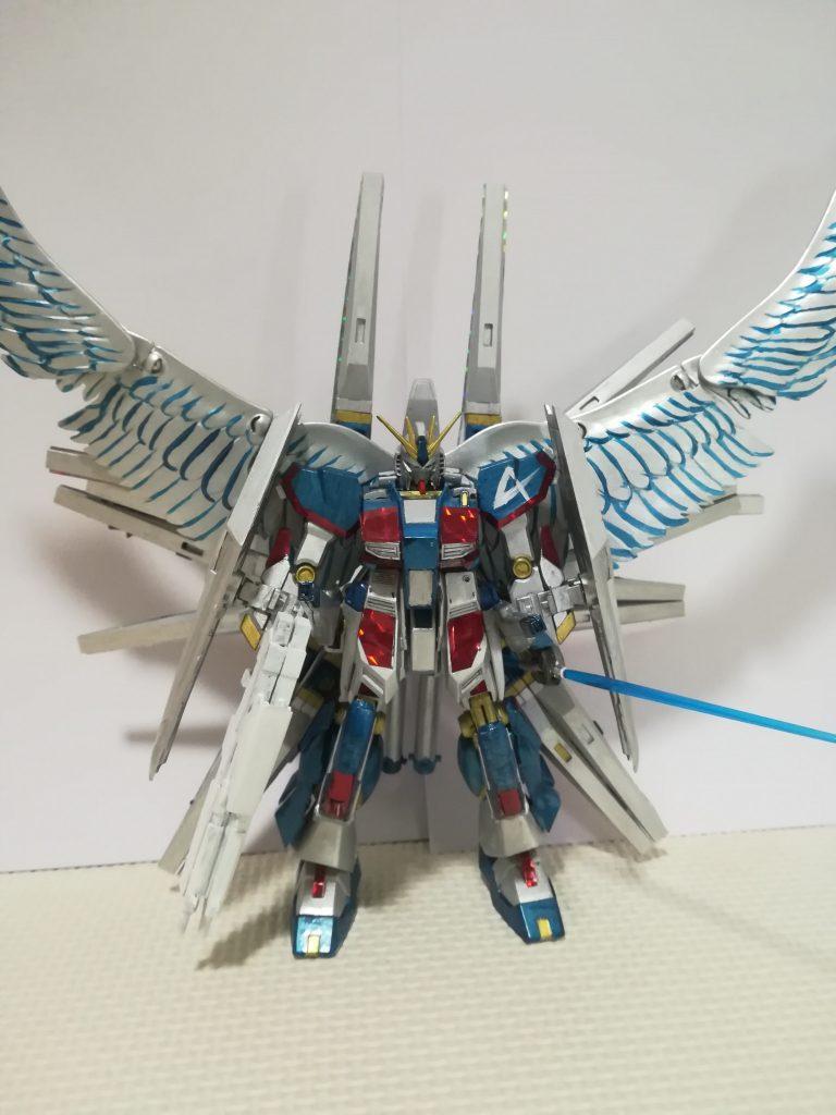 RX-93✨ニューガンダムカスタム✨(ハイブッリド・ジオン)