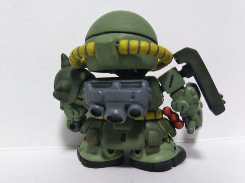 SD ザクⅡ FZ型 (ザクⅡ改) アピールショット1