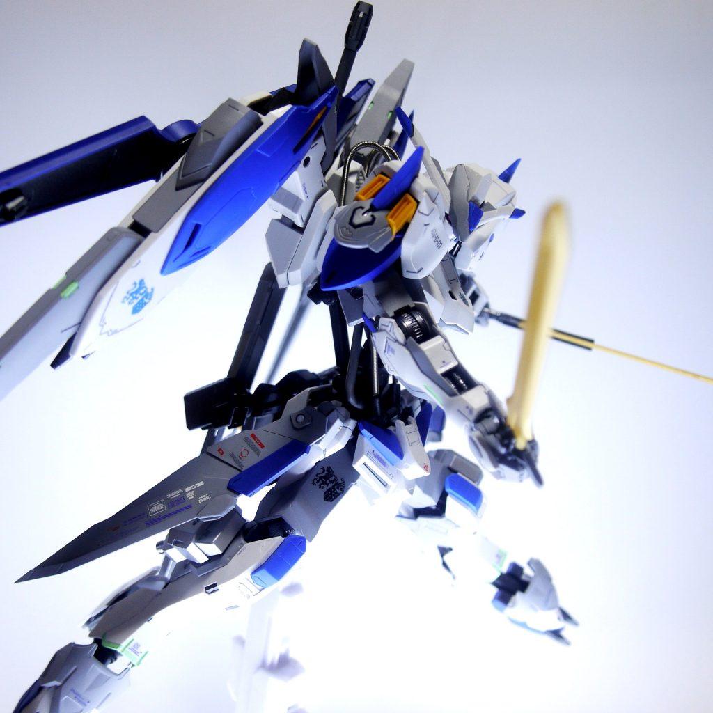 ガンダムバエル(最終決戦仕様) アピールショット6
