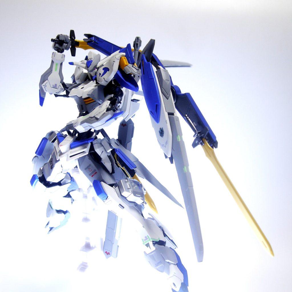 ガンダムバエル(最終決戦仕様) アピールショット2