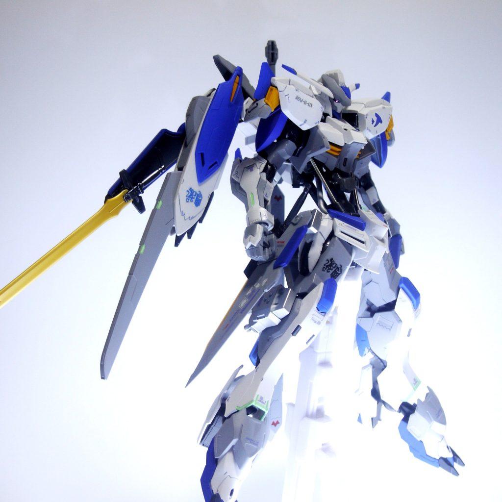 ガンダムバエル(最終決戦仕様) アピールショット1