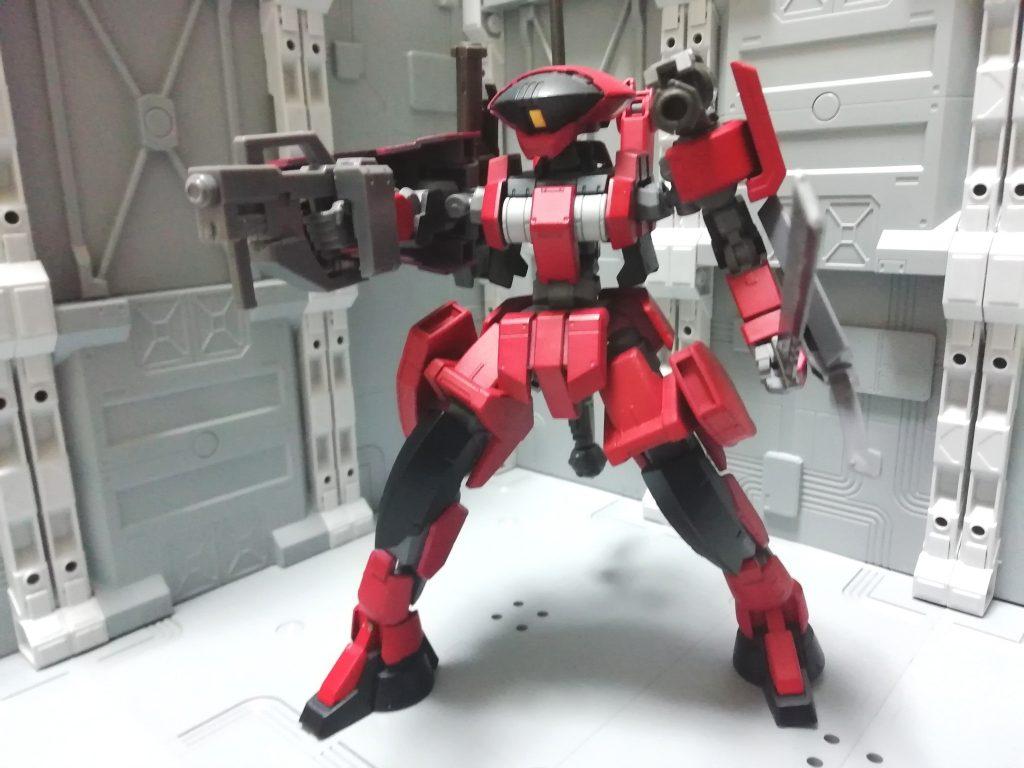 シャルフリヒター・ブラッディ アピールショット3