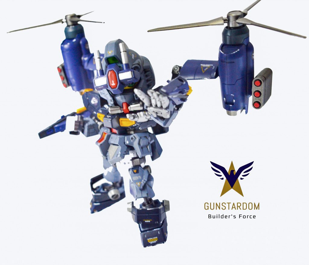NEW GM(GUNSTA MASTER)