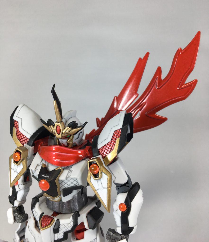 RX-雷鳳 アピールショット1