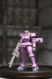 HGAC211リーオー6機目宇宙仕様/紫