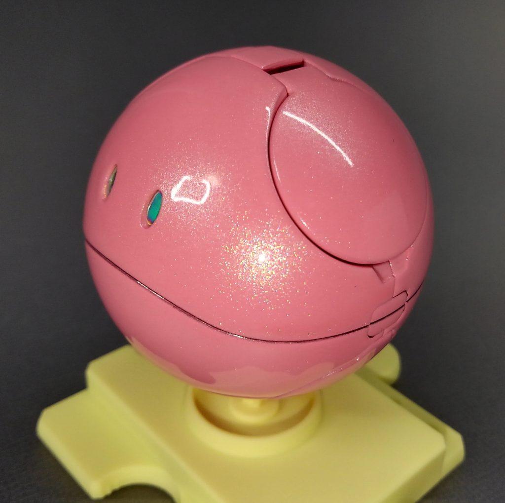 ハロプラ『ピンクちゃん』 アピールショット3