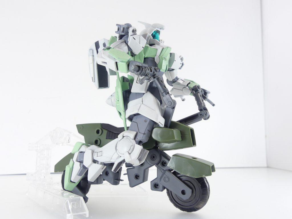 【GBNW】45:HGBC マシンライダー 制作工程4