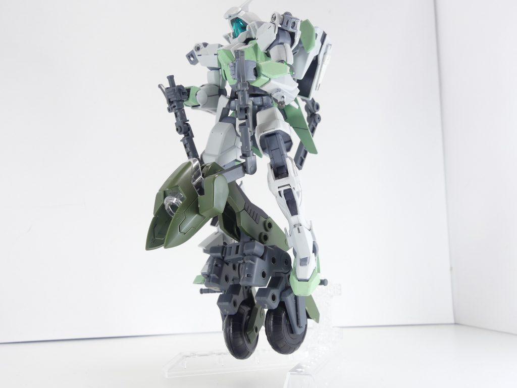 【GBNW】45:HGBC マシンライダー 制作工程1