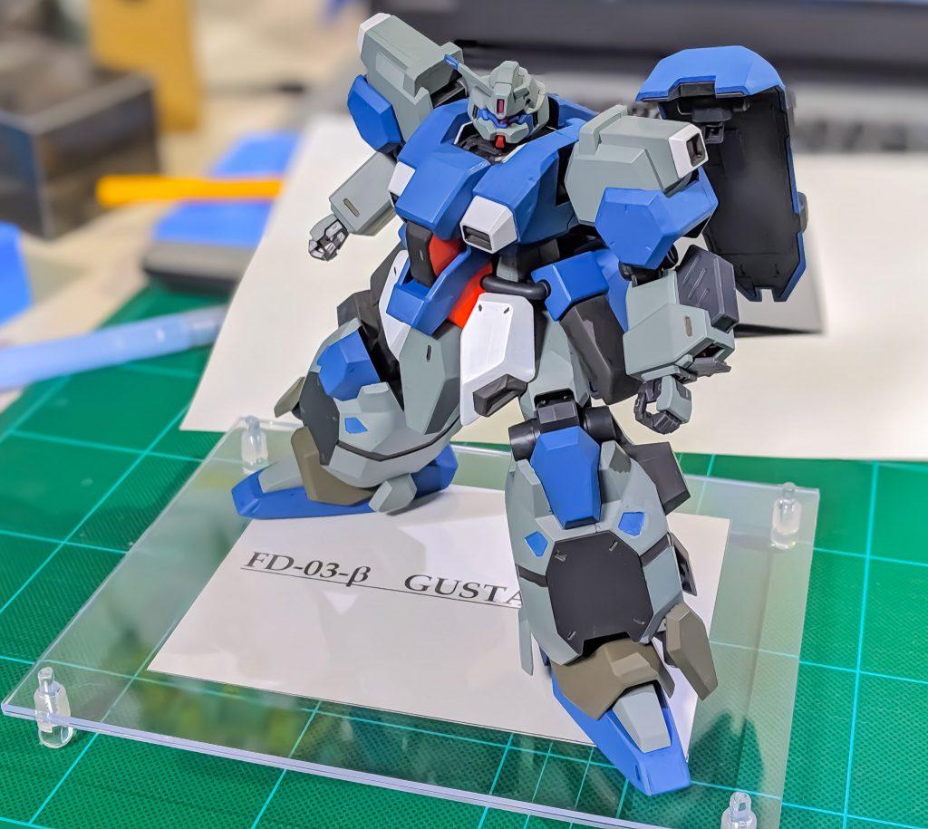 FD-03β グスタフ・ドーラ