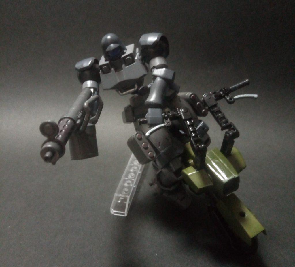 マシンライダー with リーオーNPD アピールショット2