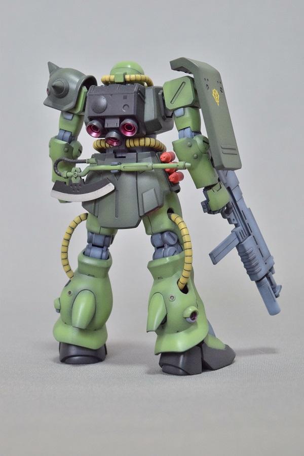 HGUC MS-06FZ ザクII改 アピールショット5