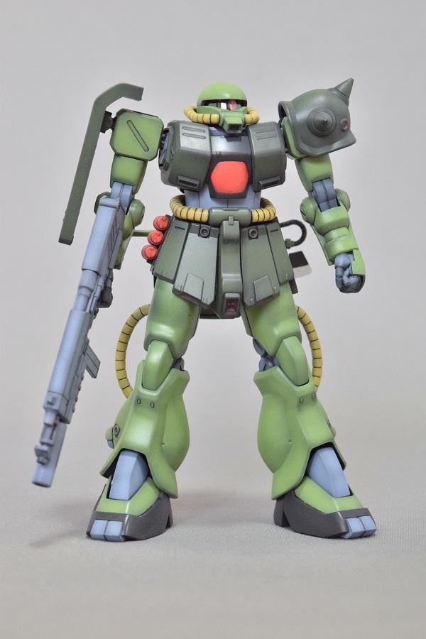 HGUC MS-06FZ ザクII改 アピールショット8