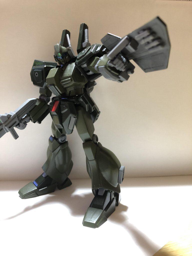RGM-89C ジェガンカスタム アピールショット7