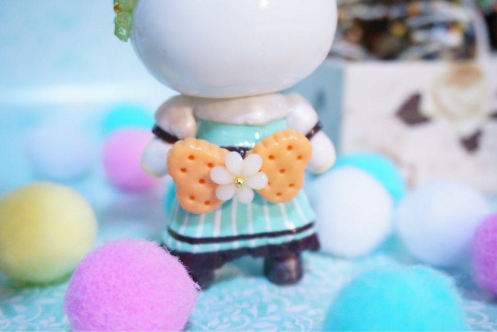 みんな大好き?!チョコミントッガイちゃん アピールショット3