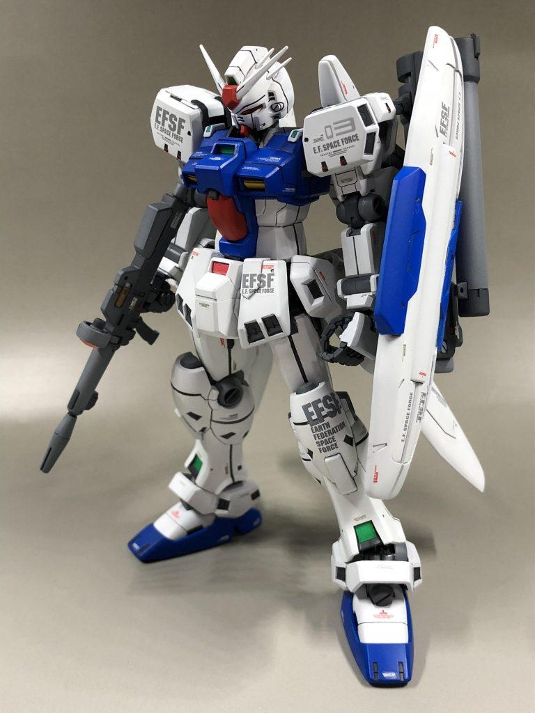 RX-78GP03S アピールショット1
