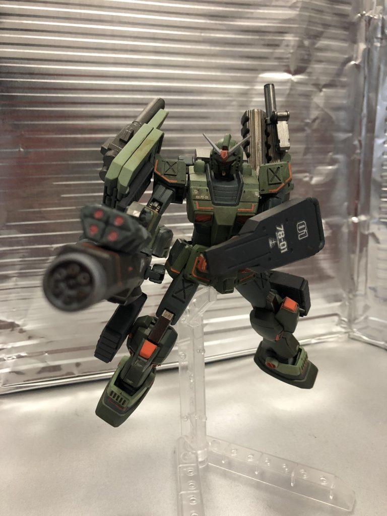 RX-78-01[FHC]GUNDAM FHC アピールショット2