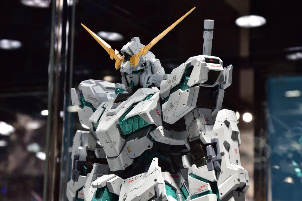 メガサイズ RX-0 UNICORN アピールショット3