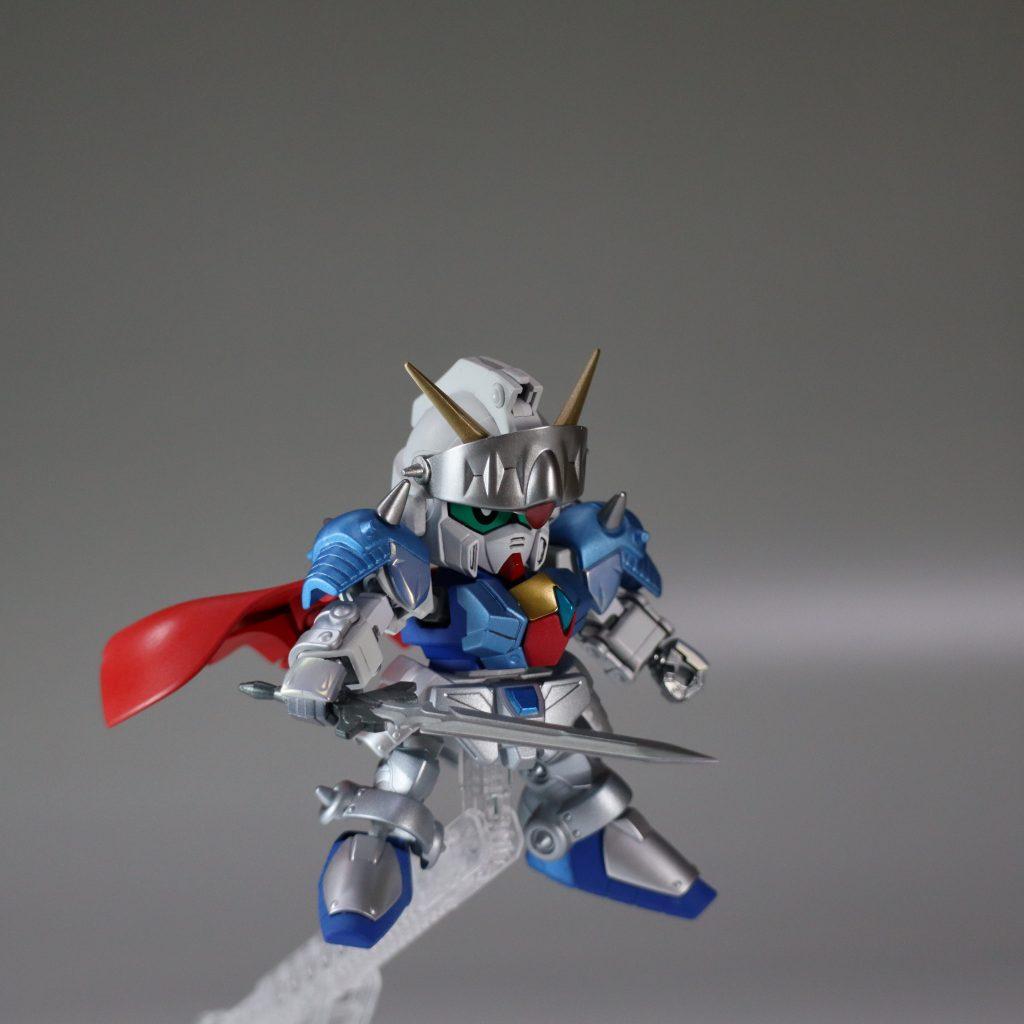 鎧騎士ガンダムF90 制作工程4