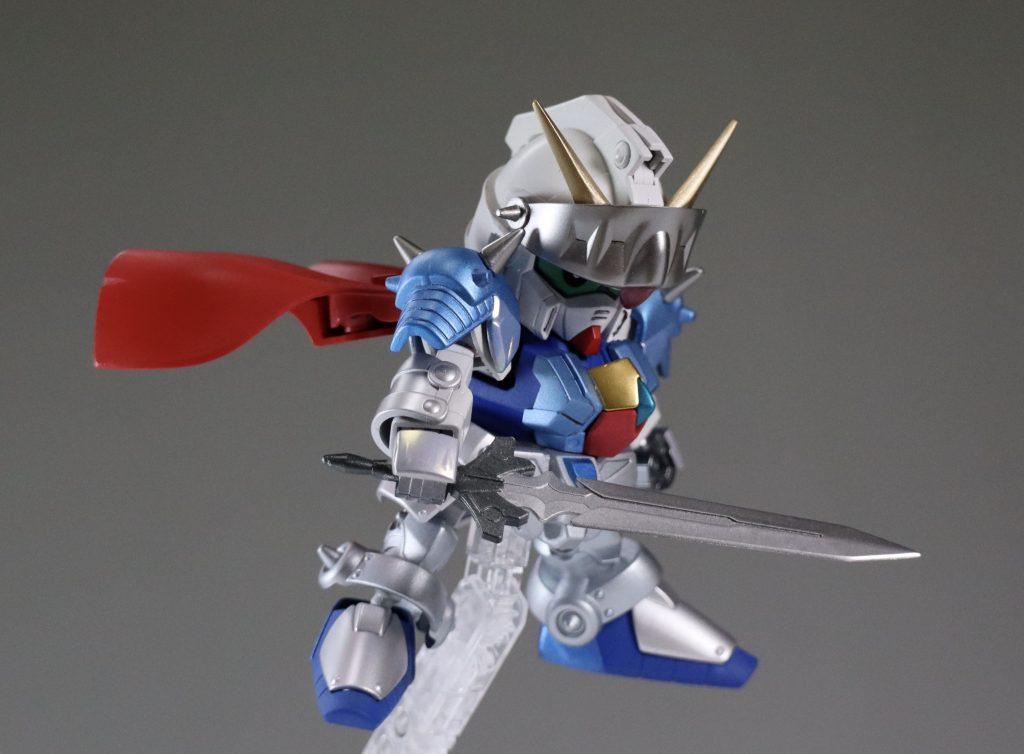 鎧騎士ガンダムF90 アピールショット7