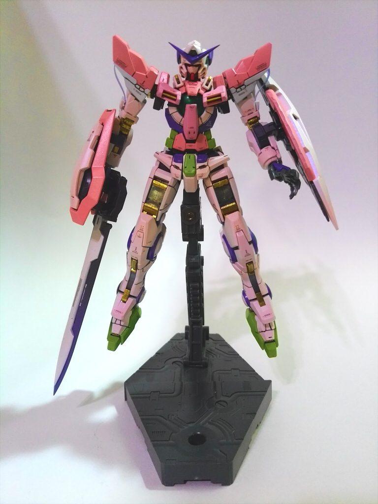 桜色エクシア アピールショット1
