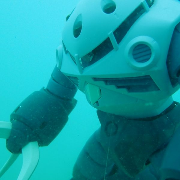 MSM-07 量産型ズゴック進水